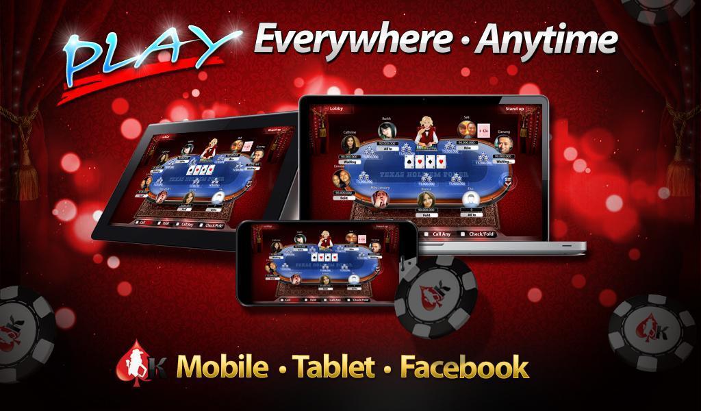Krytoi Texas Holdem Poker. screenshot 2