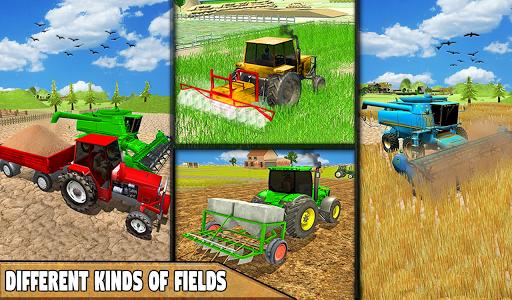 Real Farming Simulator Game screenshot 4