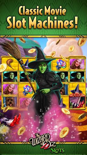 Wizard of Oz Free Slots Casino 3 تصوير الشاشة