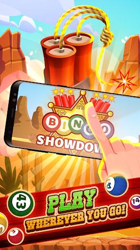 Bingo Showdown - ألعاب البنغو المباشرة 1 تصوير الشاشة