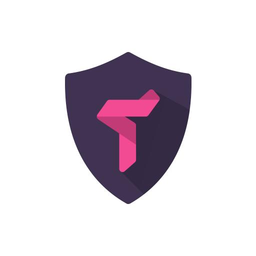 Trustee Wallet - best bitcoin and crypto wallet أيقونة