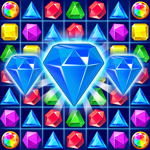 Jewel Crush™ - Jewels & Gems Match 3 Legend icon