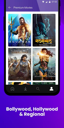 Hungama Play: Movies & Videos 2 تصوير الشاشة