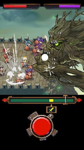 Warriors' Market Mayhem VIP : Offline Retro RPG screenshot 5