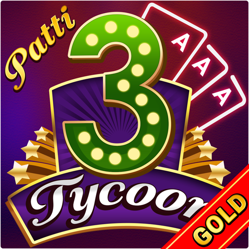 Teen Patti Tycoon Gold Indian Poker أيقونة