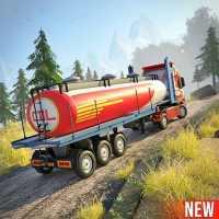 Offroad Oil Tanker Truck Driving Simulator Games on APKTom