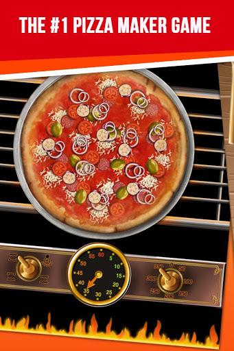 Pizza Maker - My Pizza Shop screenshot 1