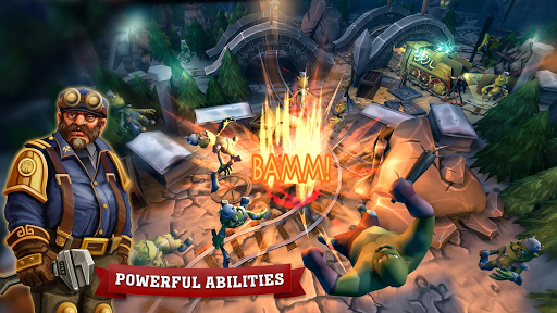 Train Tower Defense screenshot 3