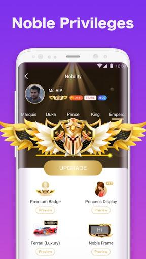 MeetU-Live Video Call, Stranger Chat & Random Chat screenshot 4