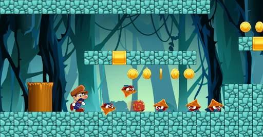 Super Bino Go: Best 2020 Adventure Game 4 تصوير الشاشة