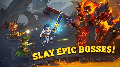 Hero Wars – Hero Fantasy Multiplayer Battles screenshot 5