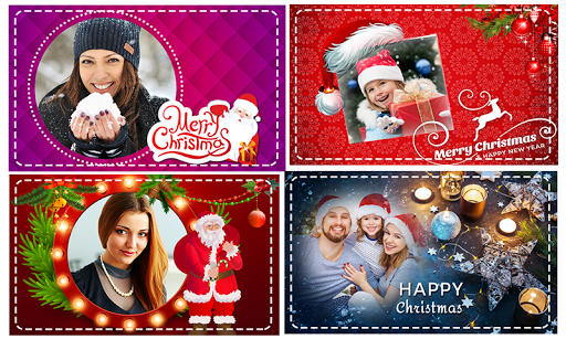 Christmas Photo Frames HD screenshot 1