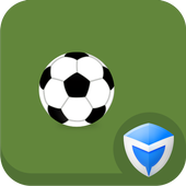 AppLock Theme - Football icon