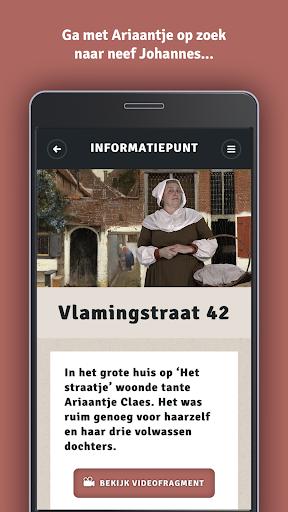 Wandelroute 'Waar is Vermeer?' screenshot 4