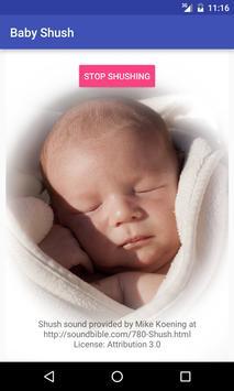 Baby Shush 2 تصوير الشاشة