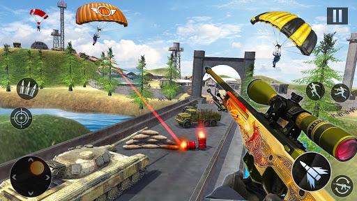 FPS Commando Anti Terrorist Strike Shooting Games 1 تصوير الشاشة