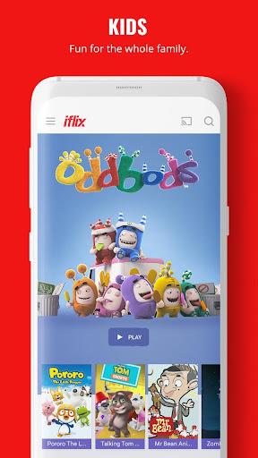 iflix - Movies & TV Series स्क्रीनशॉट 6