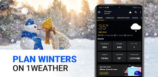 1Weather: Forecasts, Widgets, Snow Alerts & Radar screenshot 9