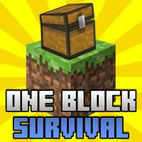 One Block Survival Map on APKTom