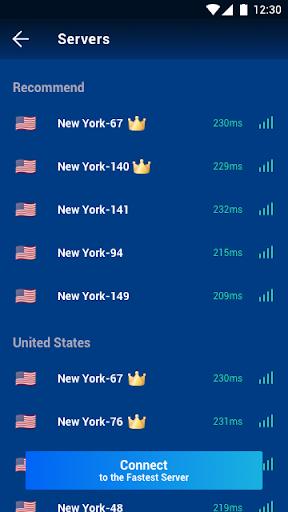 Unblock Sites & Apps Secure VPN Master - Orion VPN screenshot 4