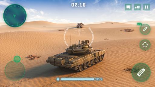War Machines: Best Free Online War & Military Game 1 تصوير الشاشة