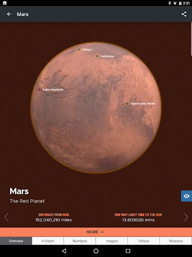 NASA screenshot 21