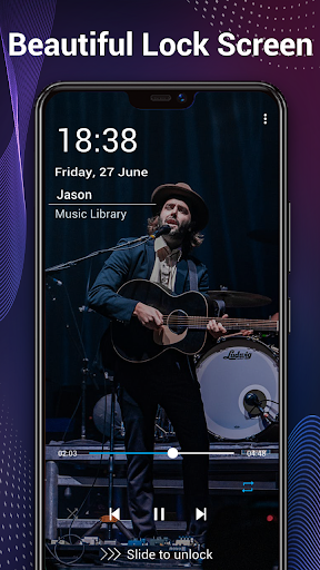 Music Player - Audio Player & 10 Bands Equalizer screenshot 8