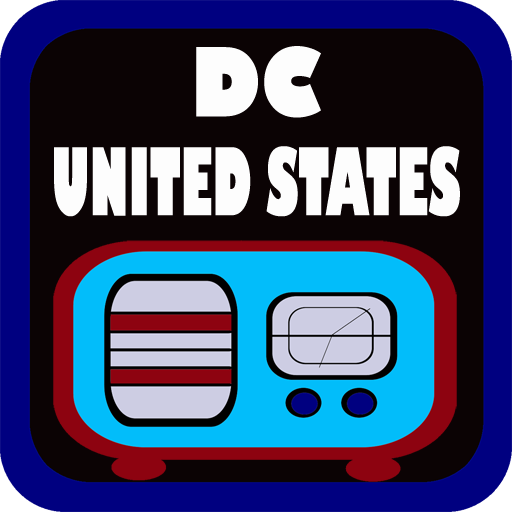 DC USA FM Radio أيقونة