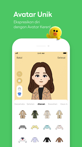 LINE: Free Calls & Messages screenshot 8