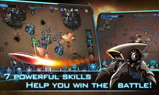 Galaxy Defense 6 تصوير الشاشة