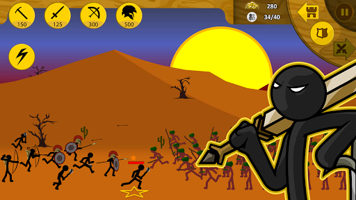 Stick War: Legacy screenshot 4