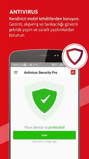 Avira Security 2021 - Antivirüs ve Mobil Güvenlik screenshot 1