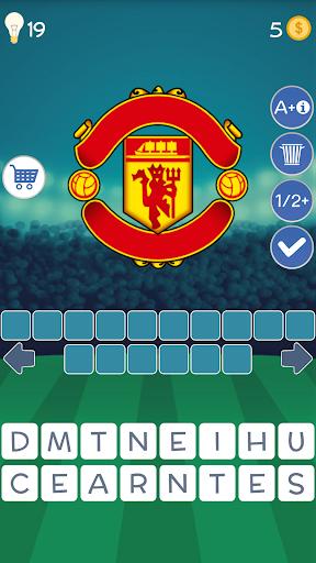 Soccer Clubs Logo Quiz 1 تصوير الشاشة