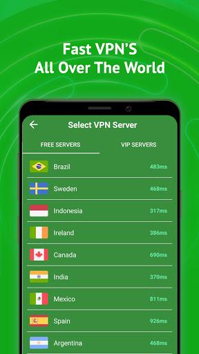 VPN Master Pro - Free & Fast & Secure VPN Proxy screenshot 3