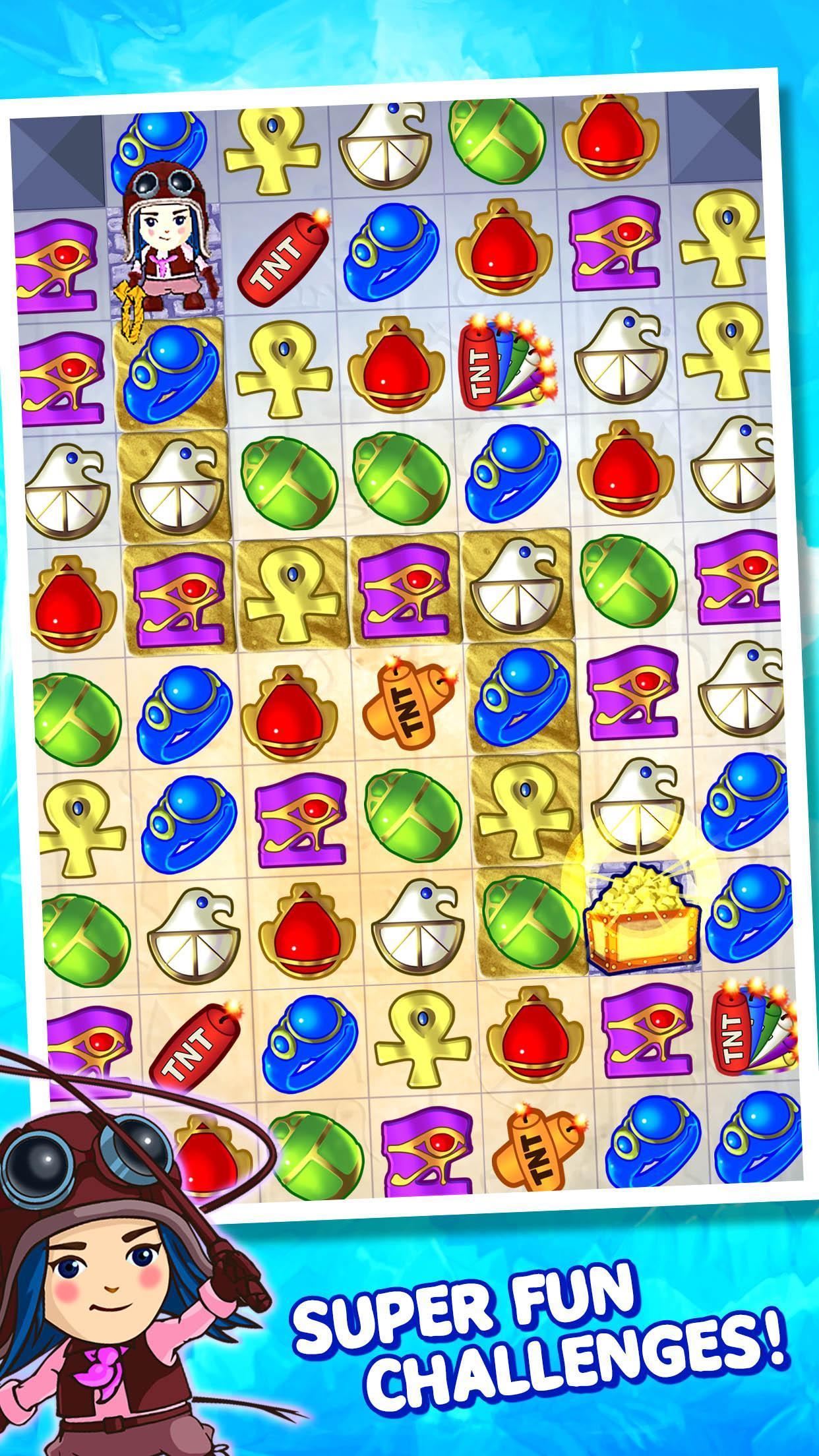 Jewel Raiders for TANGO 12 تصوير الشاشة