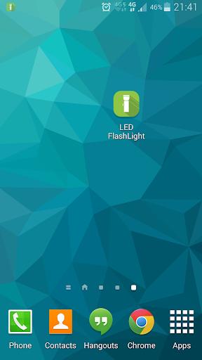 Super Flashlight - SOS Blink screenshot 7