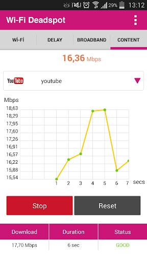 Wi-Fi Deadspot screenshot 4