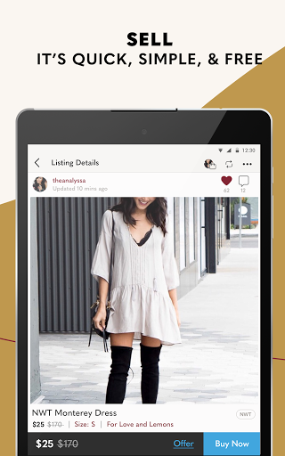 Poshmark - Buy & Sell Fashion screenshot 14