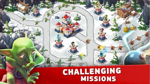 Toy Defense Fantasy — Tower Defense Game screenshot 3