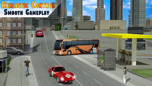 City Bus Simulator 3D - Addictive Bus Driving game screenshot 2