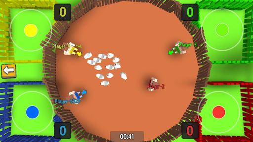 Cubic 2 3 4 ألعاب لاعب 2 تصوير الشاشة