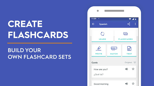 Quizlet: Learn Languages & Vocab with Flashcards 1 تصوير الشاشة