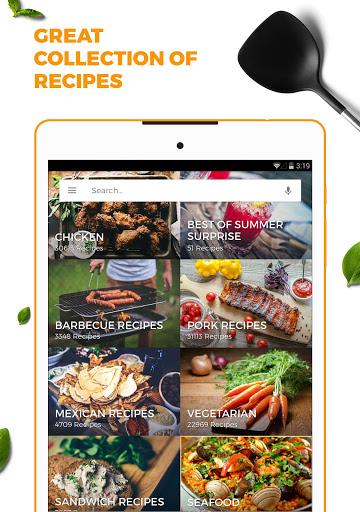Recipe book: Recipes & Shopping List screenshot 9