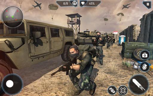 Anti Terrorism New Shooting Games 2021 screenshot 3