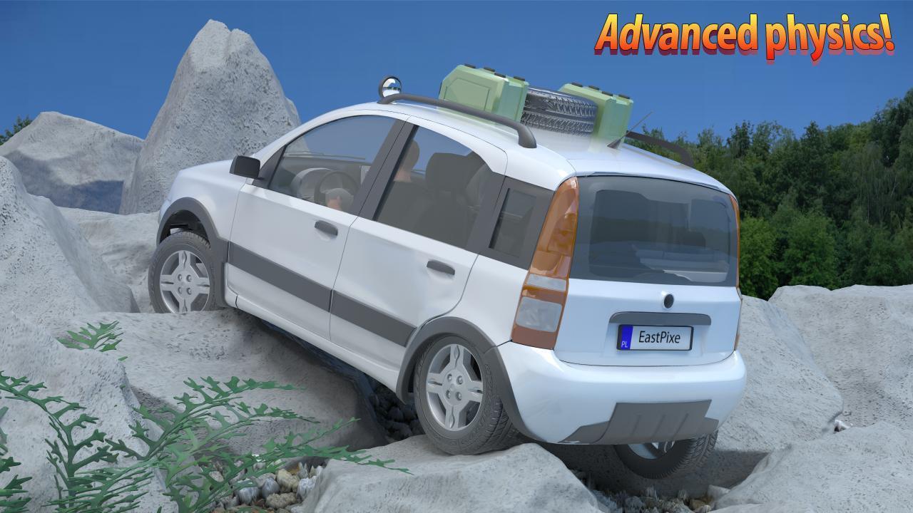 4x4 driving simulator screenshot 3