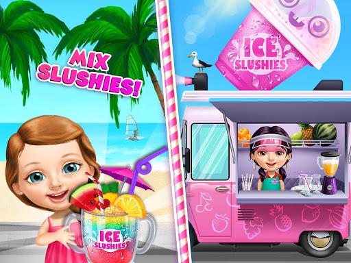 Sweet Baby Girl Summer Fun 2 - Sunny Makeover Game 14 تصوير الشاشة