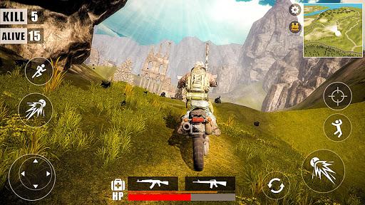 Survival Battleground Free Fire : Battle Royale screenshot 5