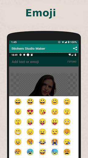 Sticker Maker for WhatsApp screenshot 8