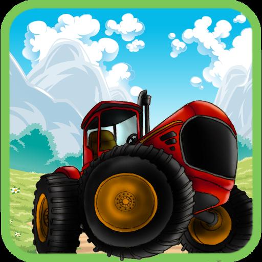 Farm Tractor Racing иконка