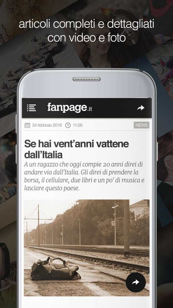 Fanpage.it - Breaking News screenshot 5